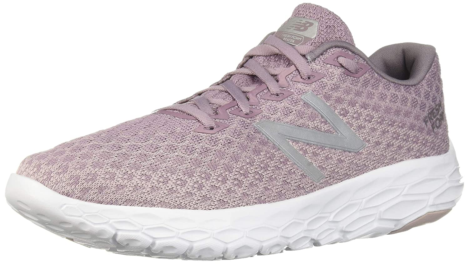 Cashmere Dark Cashmere New Balance Women's Beacon V1 Fresh Foam Running