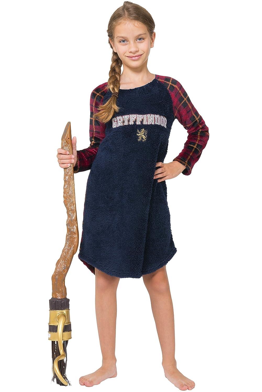 Harry Potter girls Big Girls Griffyindor Raglan Nightgown HP0106RGL