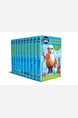 Learn to Read with Reading Eggs Box Set 1: Lessons 1–10 (US version) (Learn to Read with Reading Eggs Box Set (US version)) Kindle Edition