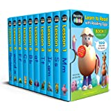 Learn to Read with Reading Eggs Box Set 1: Lessons 1–10 (US version) (Learn to Read with Reading Eggs Box Set (US version))