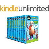 Learn to Read with Reading Eggs Box Set 1: Lessons 1–10 (US version) (Learn to Read with Reading Eggs Box Set (US…