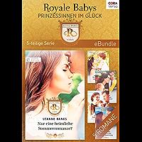 Royale Babys - Prinzessinnen im Glück (5-teilige Serie) (eBundles)