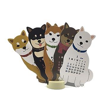 Amazon.com: Japanese Shiba-Inu Dog 2020 - Calendario de ...