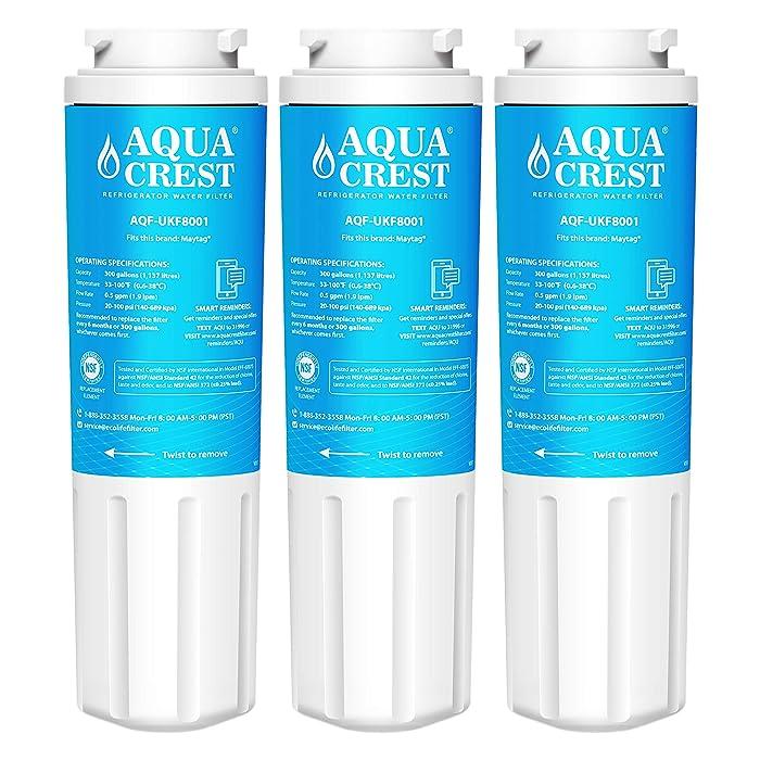 Top 10 Refrigerator Water Filter Wfc1601