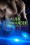 Alien Commander (Zerconian Warriors Book 11)
