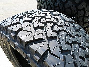 All Terrain Tires >> Venom Power Terrain Hunter X T All Terrain Radial Tire Lt285 55r20 122 119s Lre 10 Ply