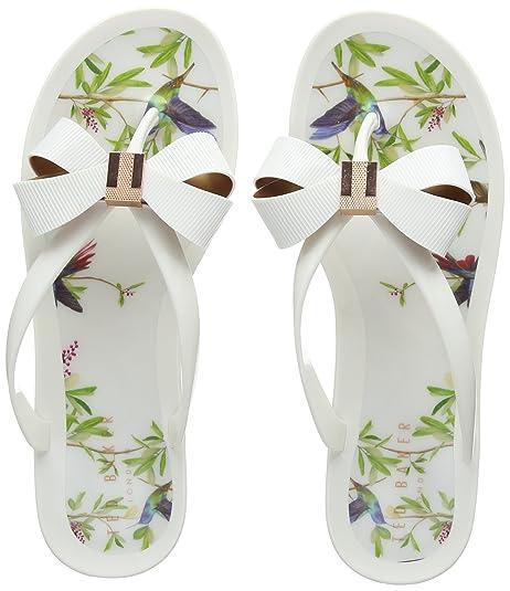 7639068944ec Ted Baker Susziep Highgrove Hummingbird Sandal  Amazon.ca  Shoes   Handbags