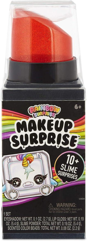 Amazon.com: Poopsie Rainbow Surprise Makeup Surprise – Create DIY Slime with Makeup, Multicolor: Toys & Games