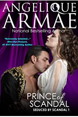 Prince of Scandal (Seduced by Scandal 1) Kindle Edition