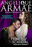 Prince of Scandal (Seduced by Scandal 1)