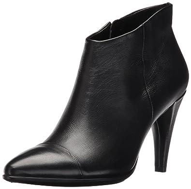 ECCO Women's Women's Shape 75 Low Cut Boot, Black, 40 EU/9-