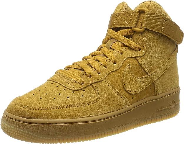 Nike Air Force 1 High '07 Lv8 WB 882096, Sneaker a Collo