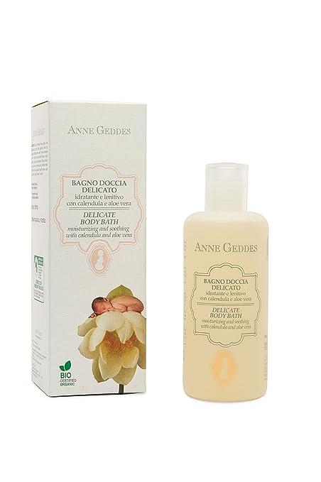Anne Geddes AG00201 - Gel de baño delicado para la mamá, 250 ml