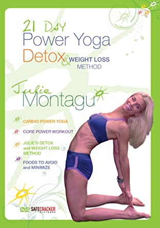 21 Day Power Yoga Detox Weight Loss Method With Julie Montagu NTSC