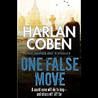 One False Move (Myron Bolitar Book 5)