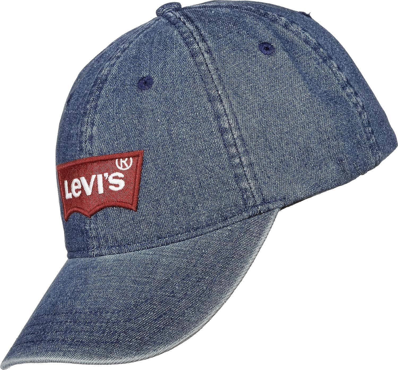 Levis Big Batwing Ball Cap Denim Gorra, Azul (Light Blue 13 ...