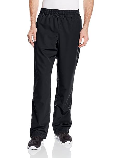 2af24485b5b Under Armour Men's Vital Warm-Up Pants, Black /Graphite, Small