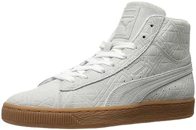 Metà Camoscio Fa Imprima Moda Sneaker Uomo Puma 2fBA3