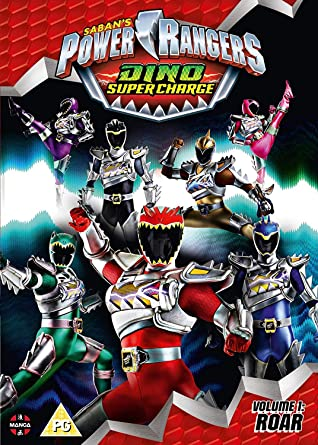 Power Rangers Super Dino Charge - Dino Charge (2016)