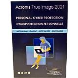 Acronis True Image 2021 - 5 Computers Perpetual Box