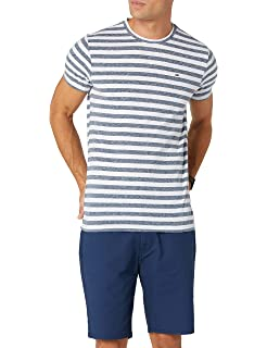 Tommy Jeans Herren Straight Dobby Chino Skinny Shorts  Amazon.de ... 8d921043cd