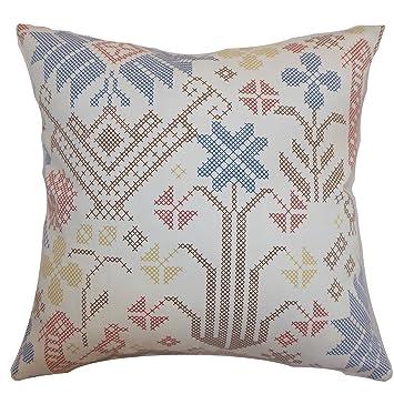 Amazon.com: La almohada Collection Dori almohada de punto de ...