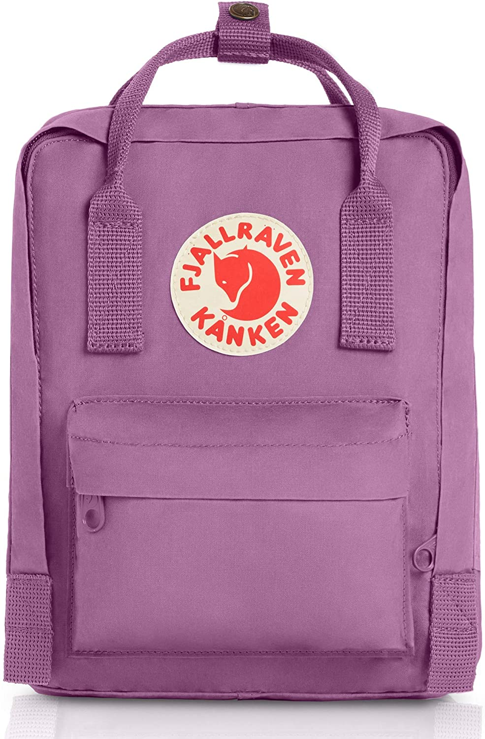 Fjallraven Kånken Mini Mochila, Unisex Adulto, Warm Yellow, Talla única