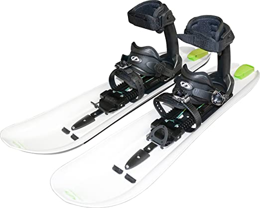 8375dec337af3 Crossblades Schneeschuhe Tourenski-System zum Schnee-Wandern inkl.  Wendeplatte für Ski und Steigfell (Softboot)  Amazon.de  Sport   Freizeit