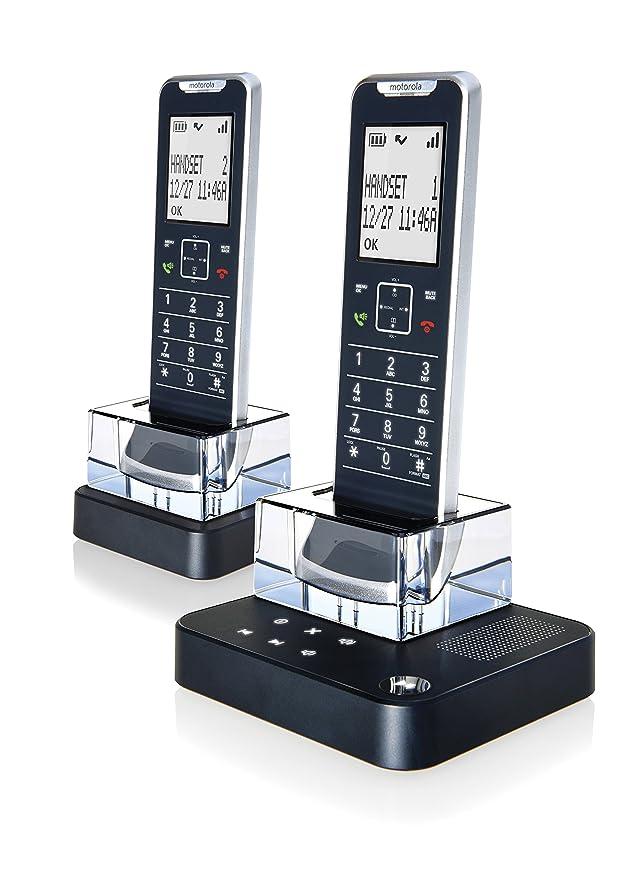 Amazon.com: Motorola IT6 DECT 6.0 Digital Cordless Home Phone with ...