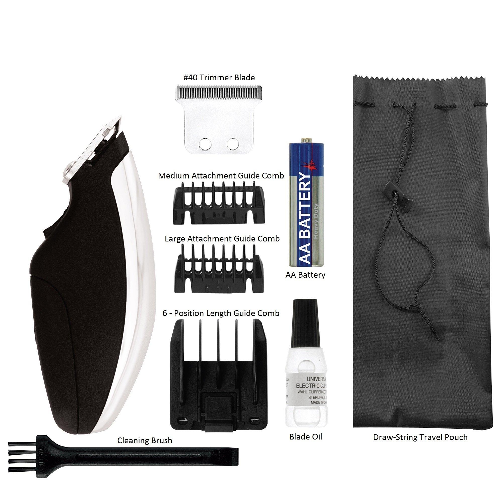 Wahl Professional Animal Equine Super Pocket Pro Trimmer #9961-2881 by Wahl Professional Animal (Image #2)