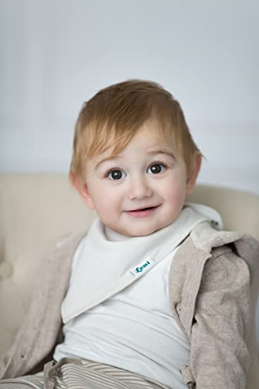 LONI - Pañuelo triangular, - customizar Pañuelo para su bebé o niño - 4ER Set de regalo para niños y niñas: Amazon.es: Bebé
