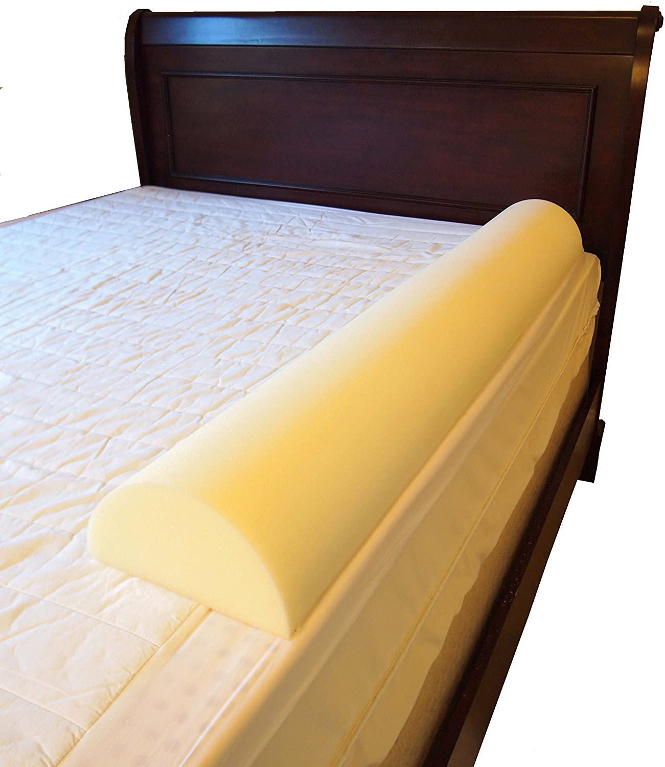 Amazon Stay Put Big Girl Boy Semicircle Bed Rail Bumper Pad For Toddler Baby
