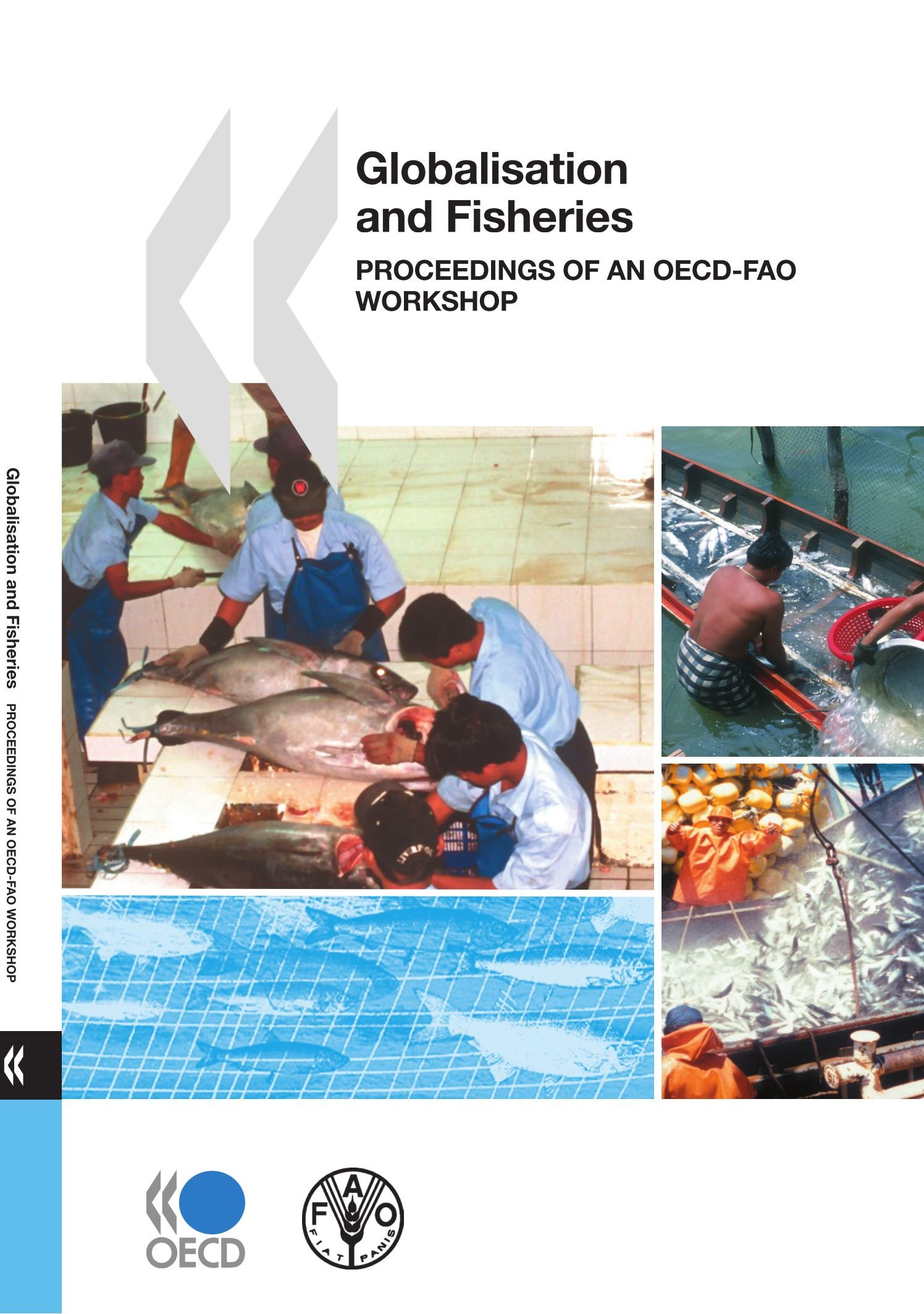 Download Globalisation and Fisheries:  Proceedings of an OECD-FAO Workshop pdf epub