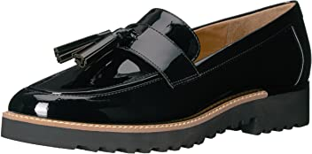 Franco Sarto Womens Carolynn Loafer Flat