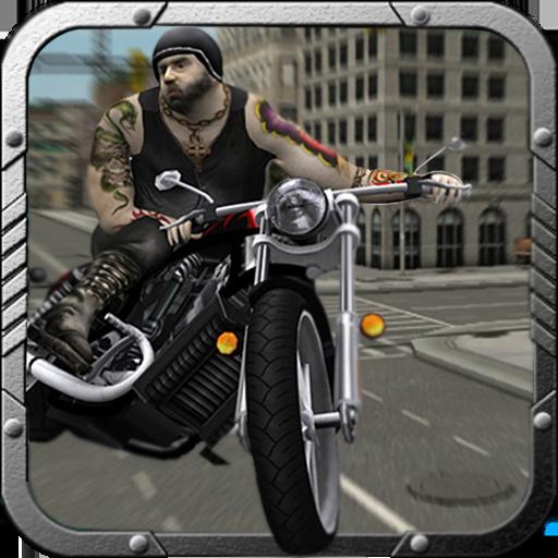 Harley Davidson Games - Highway Hero 3D