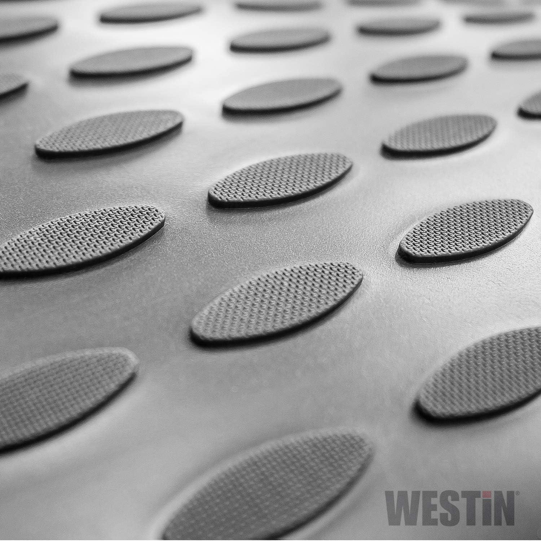 Westin 74-17-41049 Profile Custom Fit Floor Liners Front /& 2nd Row fits Hyundai Genesis Sedan 2015-2017 All Weather Waterproof Heavy Duty Floor Mat