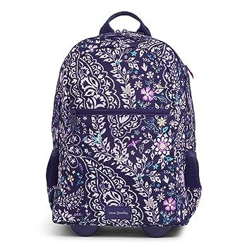 Vera Bradley Slim Rolling Backpack