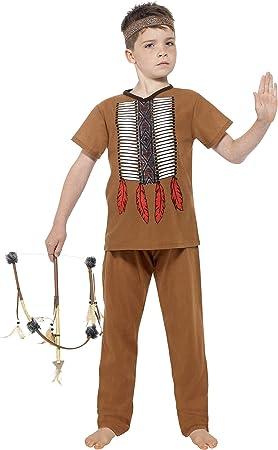 Smiffy s – Disfraz de nativo indio (Pequeño): Amazon.es: Juguetes ...