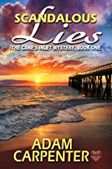 Scandalous Lies (The Canes Inlet Mystery Book 1) Kindle Edition