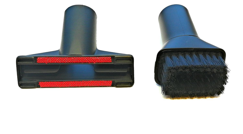 Muy Alta Calidad Aspiradora Juego de boquillas de lesseah boquilla y muebles Pincel//boquilla la tambi/én adecuado para PC Teclado especial Boquilla largo Boquilla corta Es.