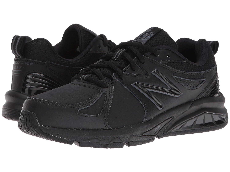 かわいい! (ニューバランス) New Balance New レディーストレーニング競技用シューズ靴 WX857v2 Black/Black Black/Black 11 (28cm) 11 EE - Extra Wide B078FYWW5S, タテシナマチ:4151e800 --- tradein29.ru
