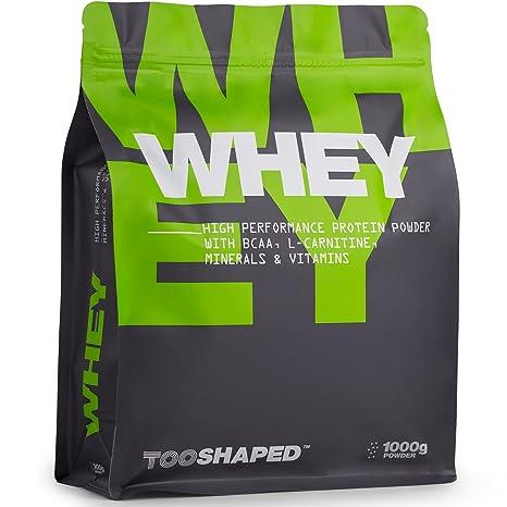 WHEY Protein Powder (chocolate), 1000 g, proteína en polvo de alto rendimiento