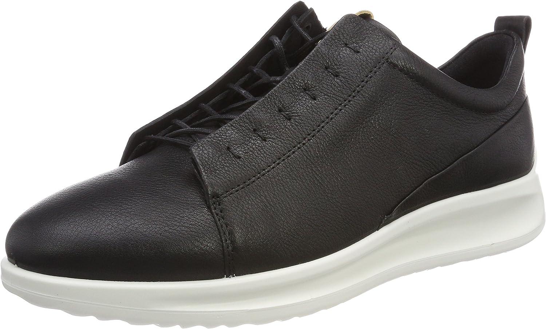 ECCO Aquet, Zapatos de Cordones Brogue para Hombre