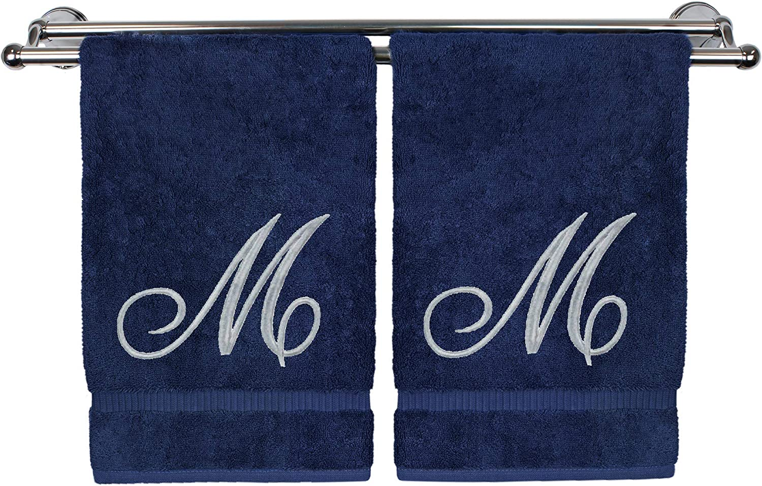BC BARE COTTON Monogrammed Hand Towel