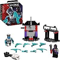 71731 Kit de Construção LEGO® NINJAGO® Conjunto de Combate Épico – Zane vs Nindroid (56 peças)