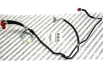 Original Alfa Romeo 147 1,9 JTD 8 V 115 PS Servo Cable alta presión línea - 50501667: Amazon.es: Coche y moto