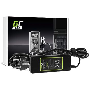 GC Pro Cargador para Portátil HP Pavilion DV5 DV6 DV7 G6 G7 ProBook 430 G1 G2 450 G1 650 G1 Ordenador Adaptador de Corriente (19V 4.74A 90W)