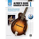 Alfred's Basic Mandolin Method 1: The Most Popular Method for Learning How to Play, Book & Online Video/Audio/Software (Alfre