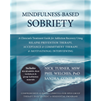 Mindfulness-Based Sobriety: A Clinician's Treatment Guide for Addiction Recovery Using Relapse Prevention Therapy, Acceptance and Commitment Therapy, and Motivational Interviewing