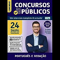 Apostilas Concursos Públicos - 19/07/2021 - Português e Redação